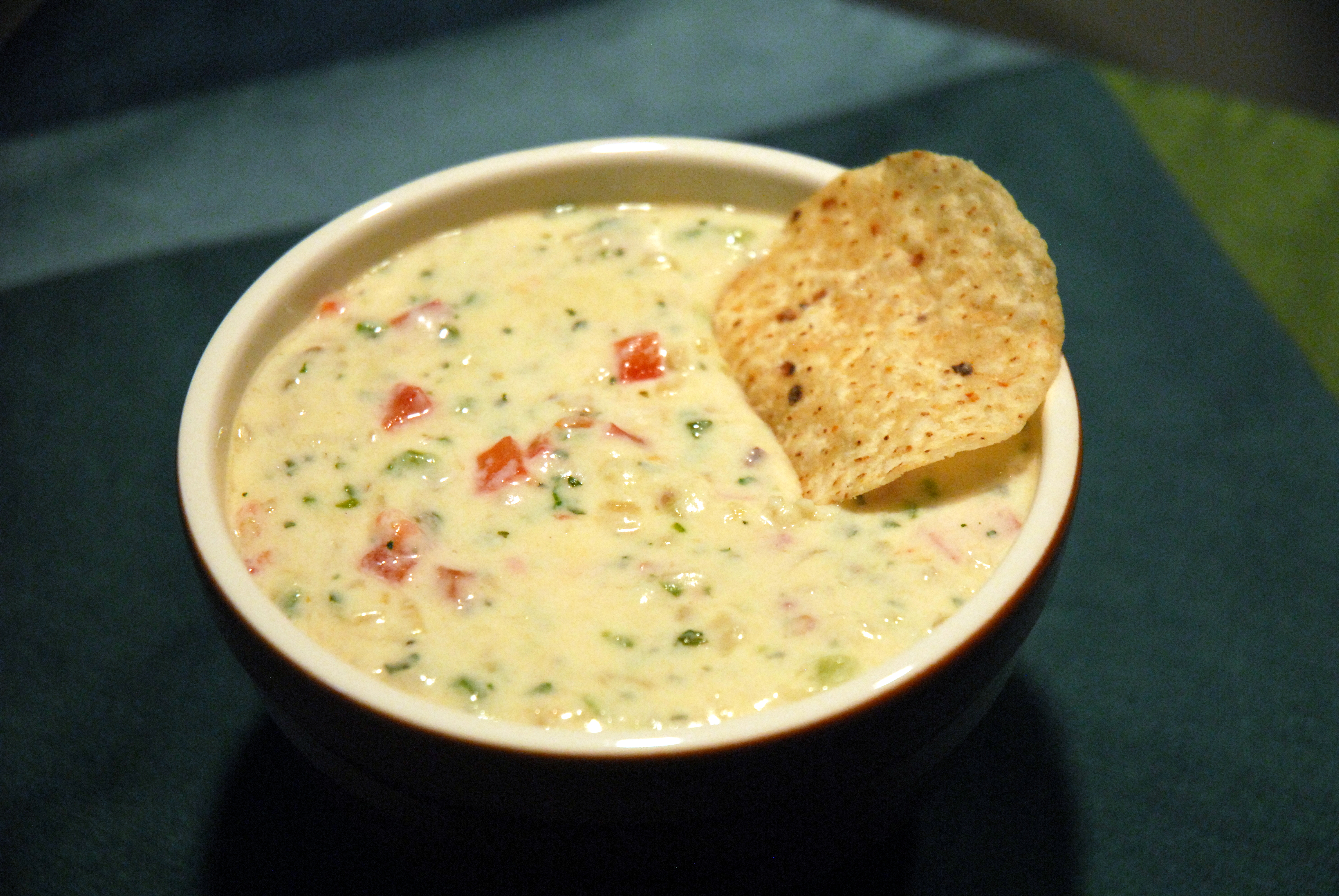 Recipe Queso Best Chili Con 5